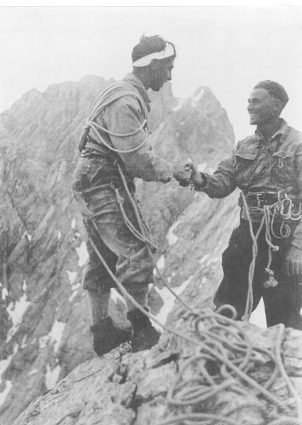 Eiger Nordwand Toni Kurz