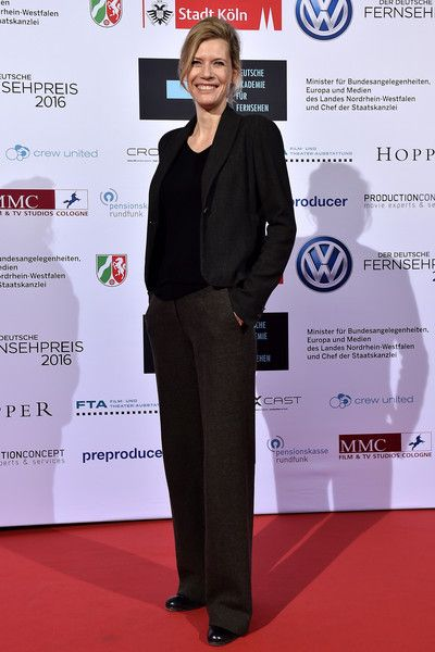 Ina Weisse Photos Photos Television Award 2015 By