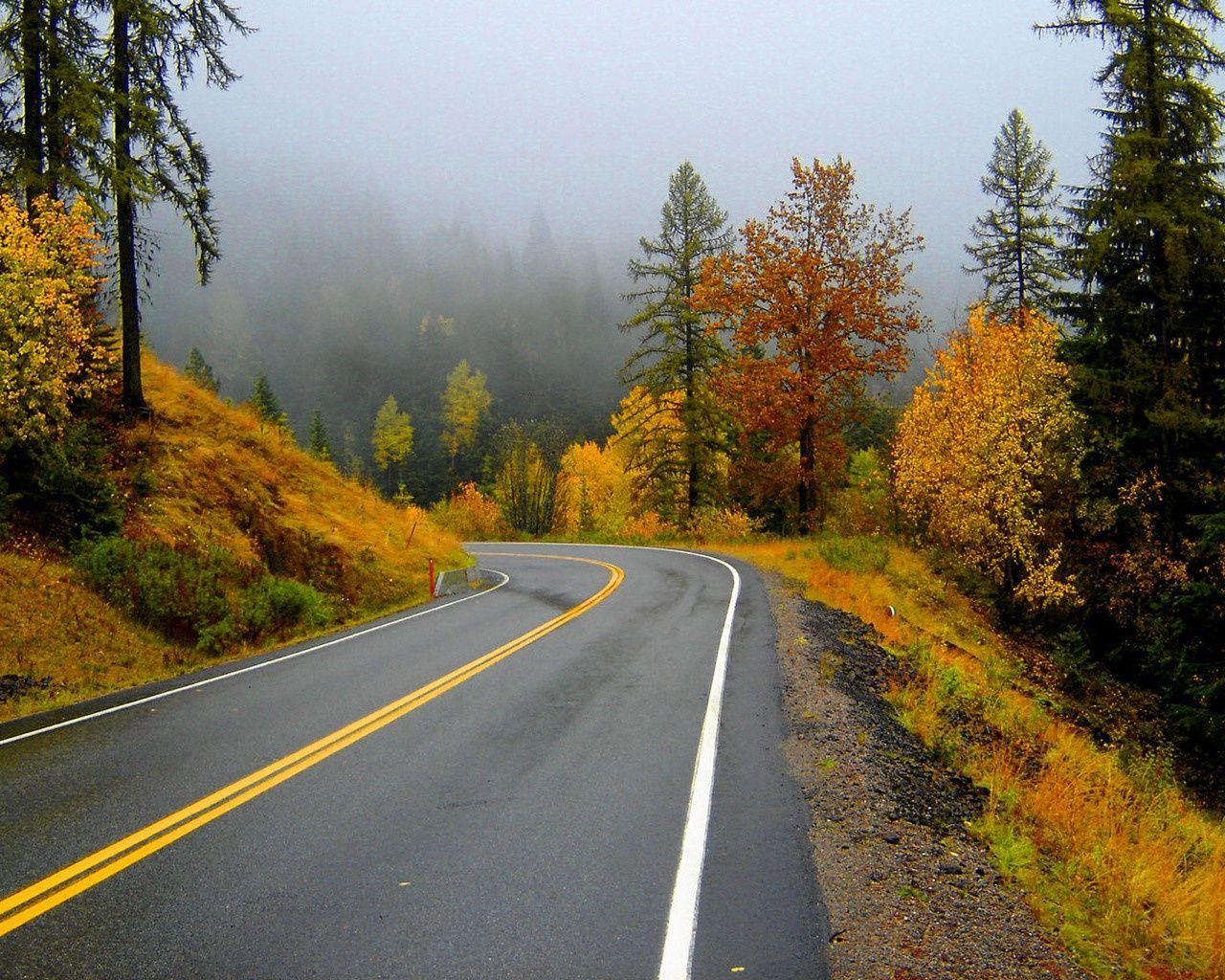 #ridecolorfully - Mountain Road