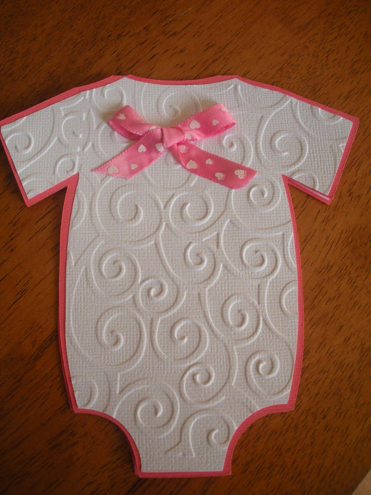 cricut baby shower invitations for boys