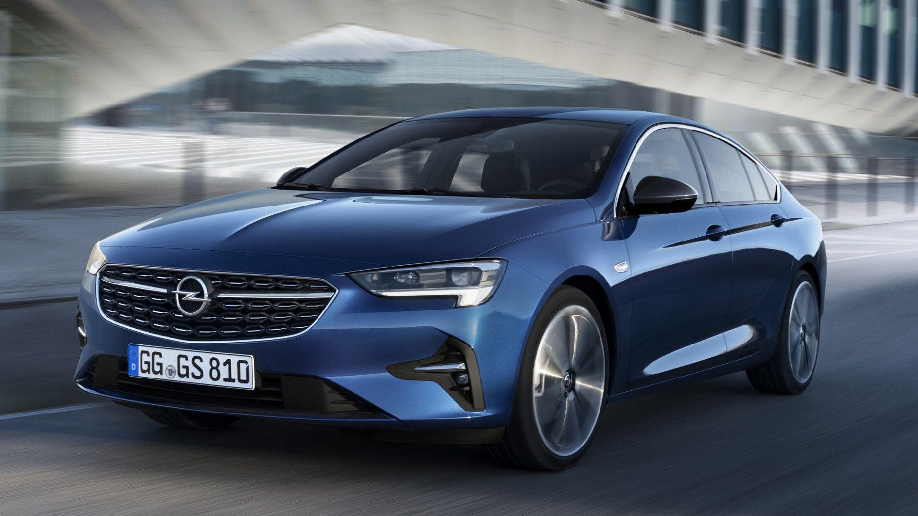 2021 New Opel Insignia Engine In 2020 Opel Sedan Upcoming Cars