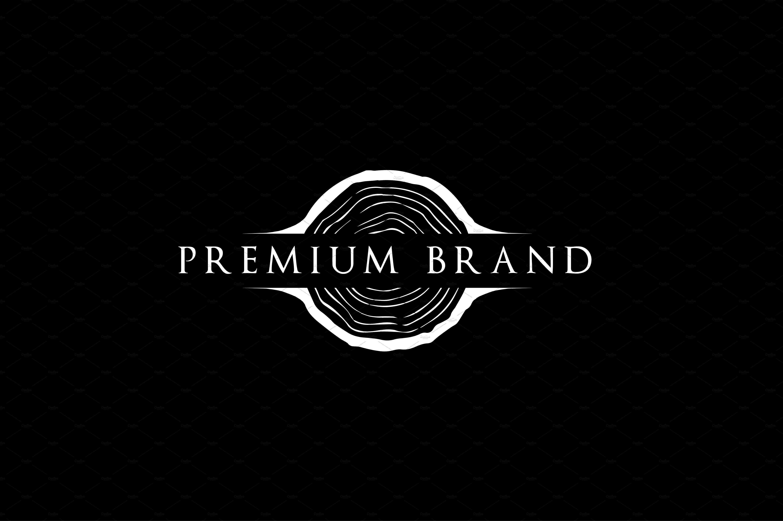 Premium Rustic Logo & MockUp Rustic logo,