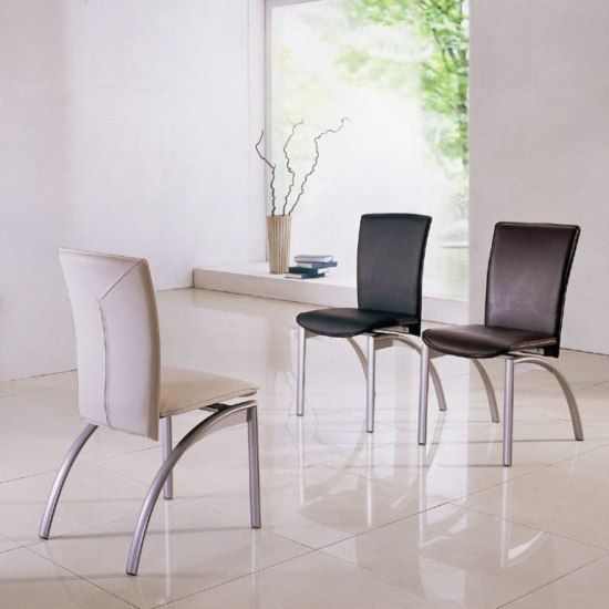 Contemporary Chairs For Dining Room Magnificent Modern Dining Chairs G612  Dl  Dining  Pinterest  Modern Decorating Design