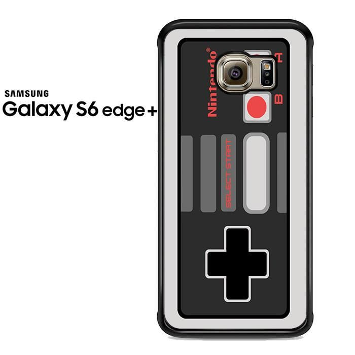 Retro Nintendo Nes Controller Samsung Galaxy S6 Edge Plus Case