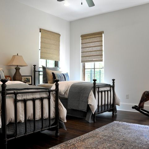 Iron Bed Design Ideas, Pictures, Remodel and DecorBeds are The Blake, by Wesley Allen. .
