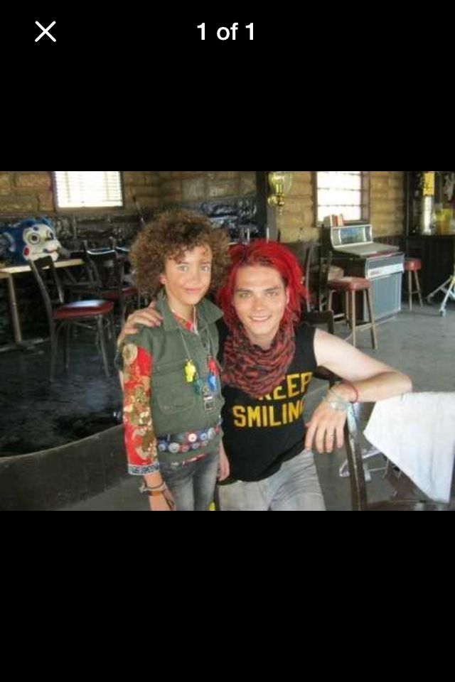 Grace and gerard way