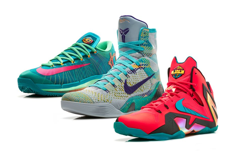 Nike Basketball 2014 Elite Series
