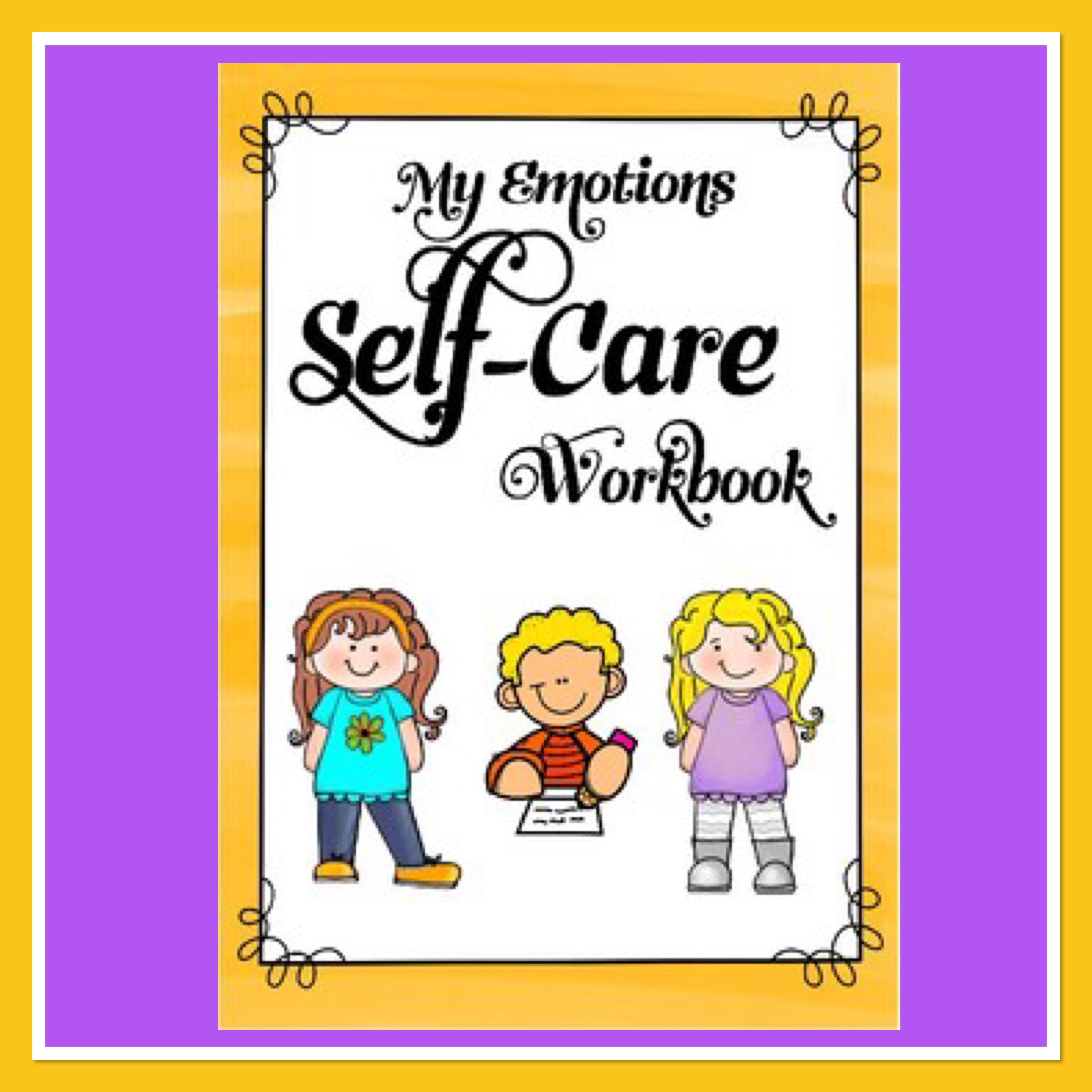 A 36 Page Workbook Around Emotional And Protective