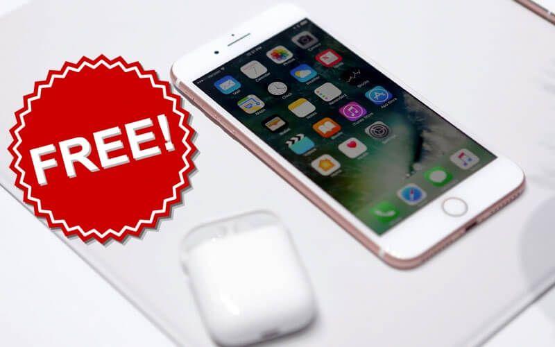Win Iphone 7 Plus 32Gb Unlocked Giveaway January 2017