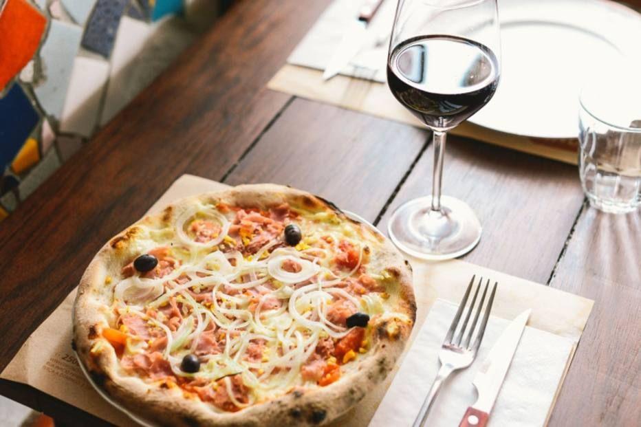 Pizzaria da Vila Madalena tem noite de degustação com vinhos