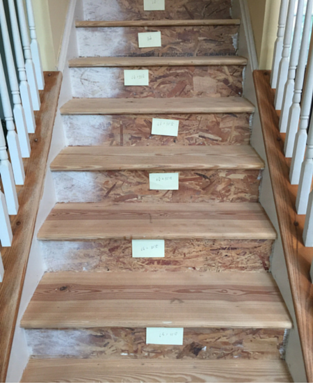 A Staircase Remodel: Carpet Removal And Prep