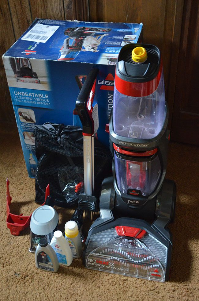 Bissell Proheat 2x Revolution Review Mom S Blog Carpet Cleaner Homemade Deep Carpet Cleaning How To Clean Carpet