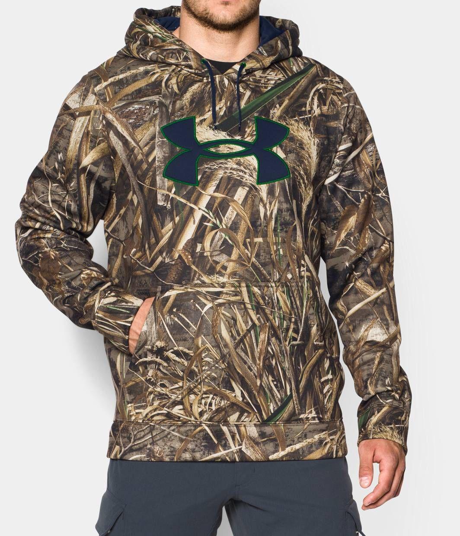 Men S Armour Fleece Camo Big Logo Hoodie Under Armour Ca Hoodies Camo Outfits Under Armour Sweatshirt [ 1240 x 1064 Pixel ]