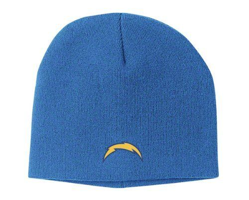 a1c2c95b337 NFL Men s End Zone Uncuffed Knit Hat - K173Z (San Diego Chargers ...