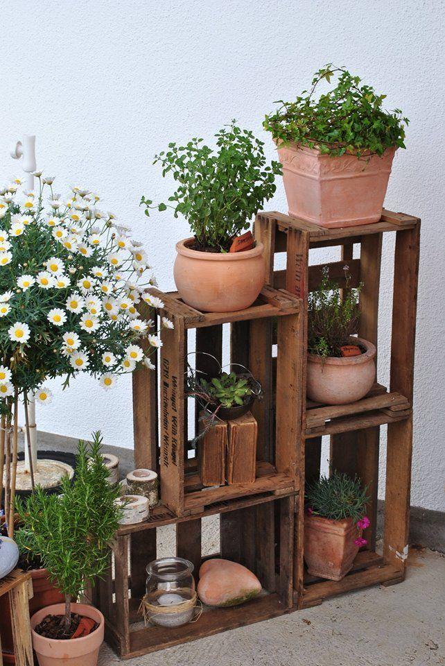 55 + Balkon Pflanzer für Ihr schönes Haus / Apartment #balcony
