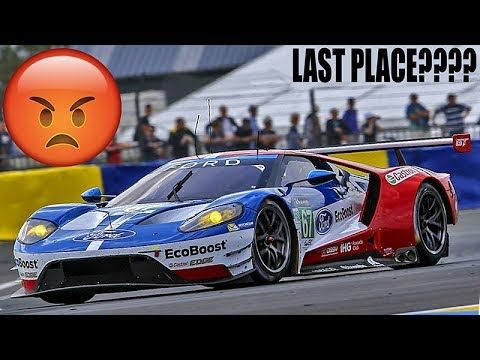 They Screwed The Ford Gt At Le Mans 2017 Ford Gt Ford Le Mans