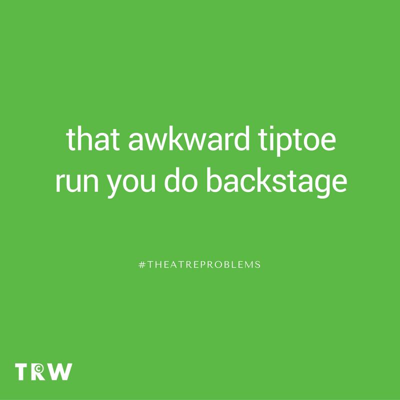 Theatre Joke Musical Theatre Backstage Theatre Jokes Theatre Humor Musical Theatre