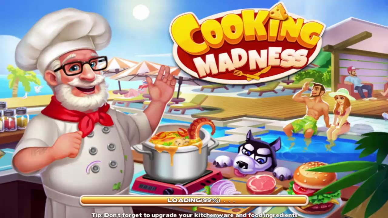 Cooking madness game cheat and hack 2018 unlimited coins and diamonds work on all android and ios devices you can finally have fun with this new cooking