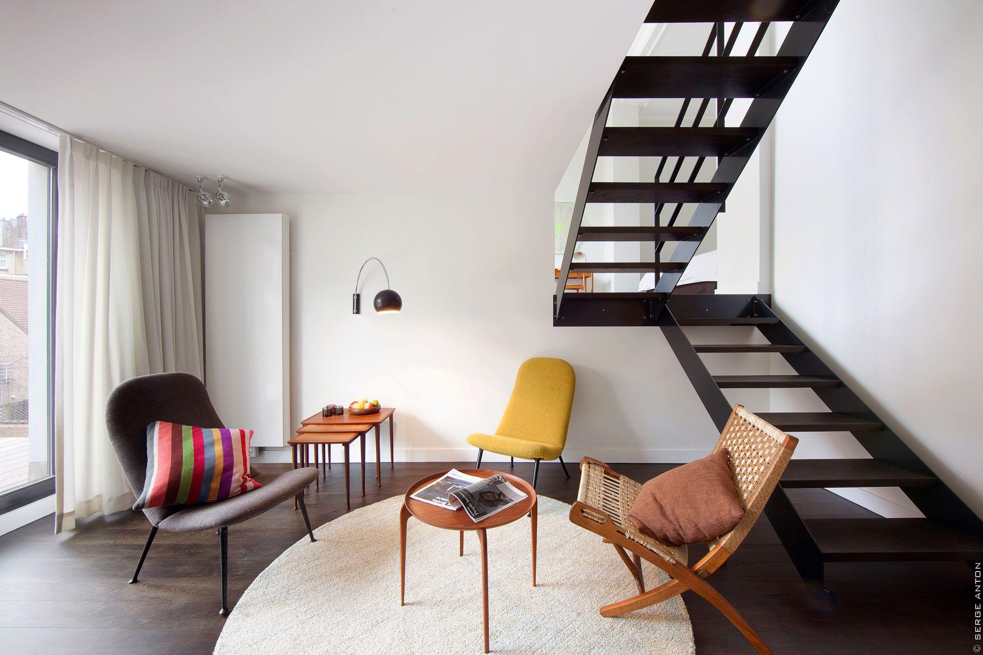 Tenbosh House by Patrice Lemeret and Michel Penneman