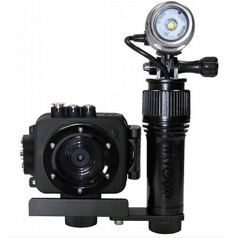 Intova Allround-Set Edge X im TauchShop! Intova Allround-Set Edge X & AVL. Die kompakte Kombination aus der extremen Kamera Edge X und der kraftvollen Beleuchtung AVL sorgt für unglaubliche Video-Aufnahmen.