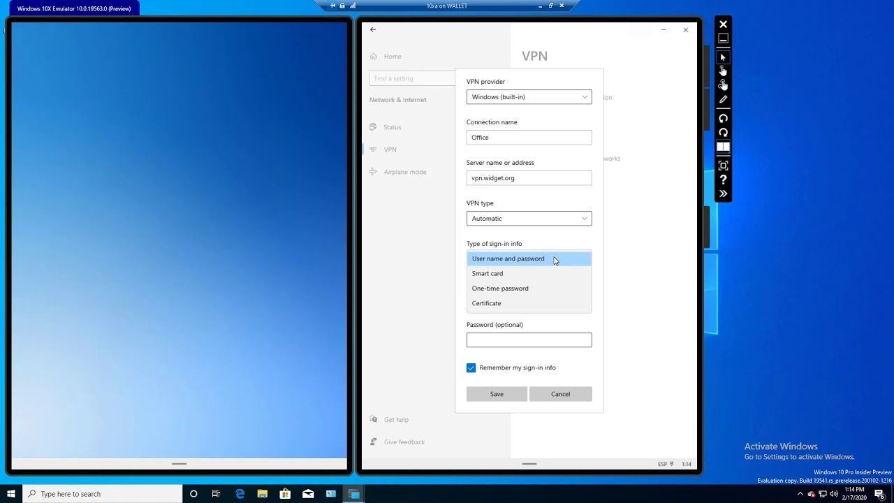 How To Activate Vpn On Windows 10