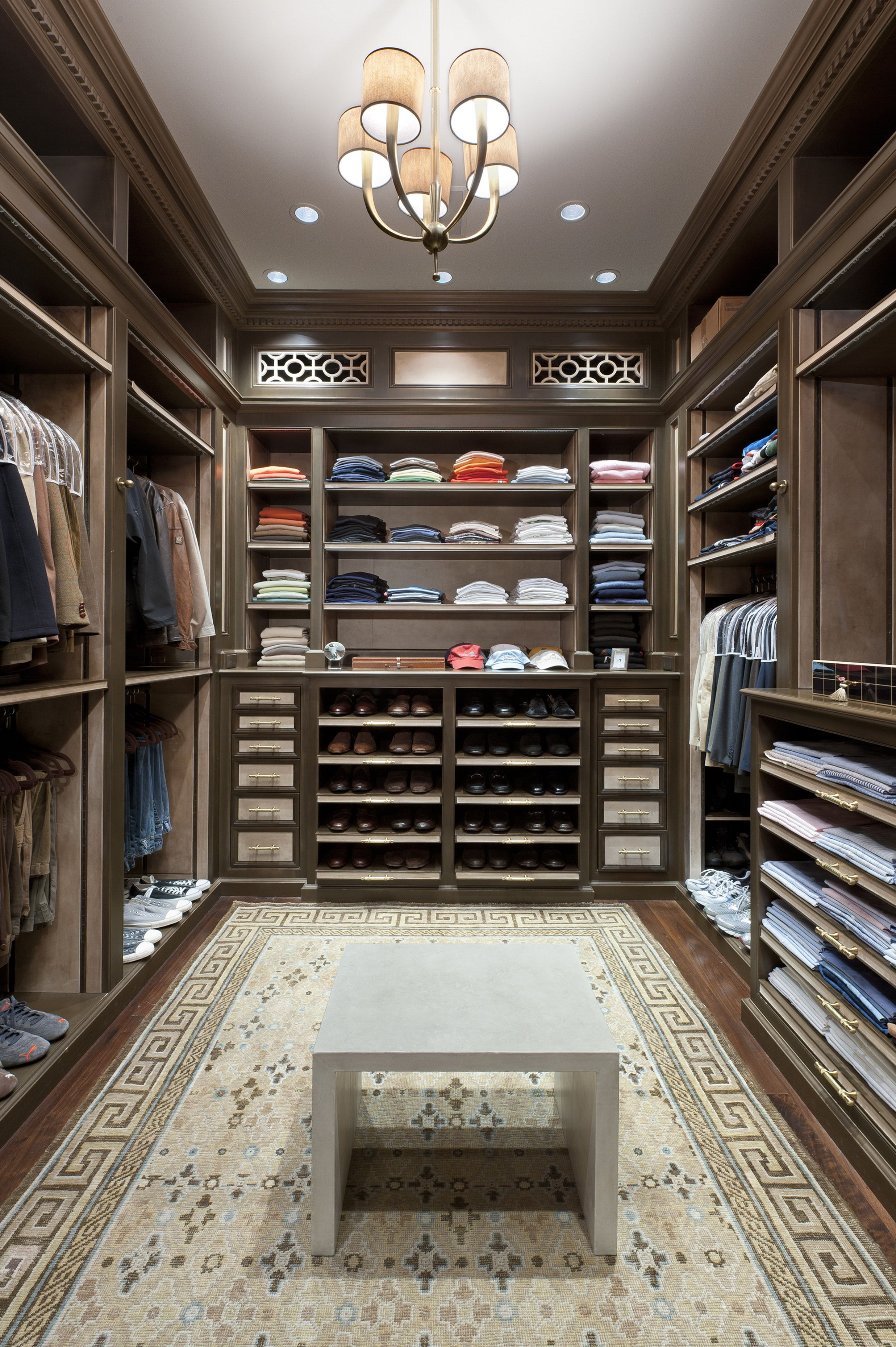 Interior Architecture Of Miami Indian Creek Home Featured In Architectural  Digest   His Closet