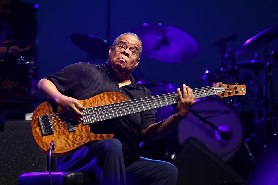 Anthony Jackson Fender Jazz Bass Bass Guitar Bass Player