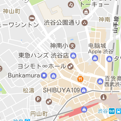 A route that takes you through the best free attractions in Harajuku and Shibuya