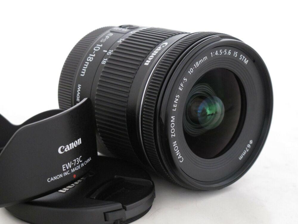 Canon Ef S 10 18mm 45 56 Is Stm Weitwinkel Objektiv Gewahrleistung 1 Jahr Stuff To Buy Category 10 Things