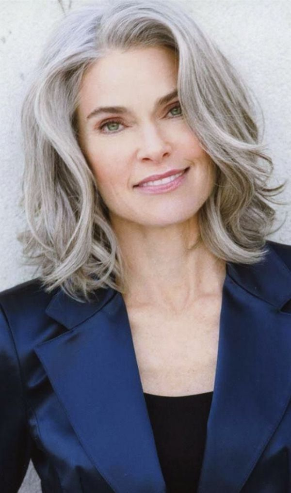 40 Best Hairstyles For Older Women Over 60 Hair Styles For Women Over 50 Long Gray Hair Medium Hair Styles