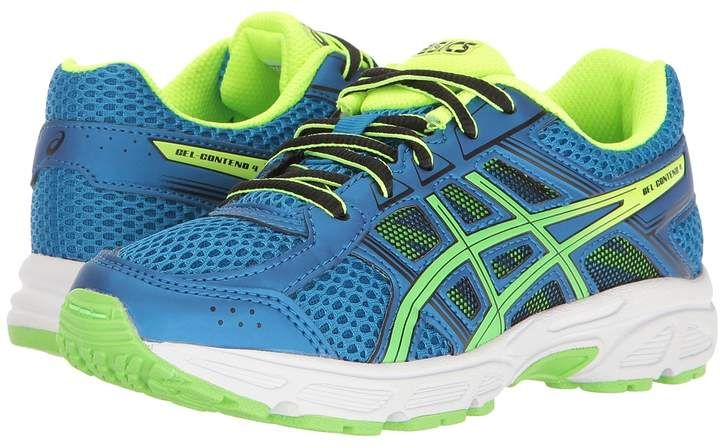ASICS Kids GEL Contend 4 GS Boys Shoes | Products | Kids