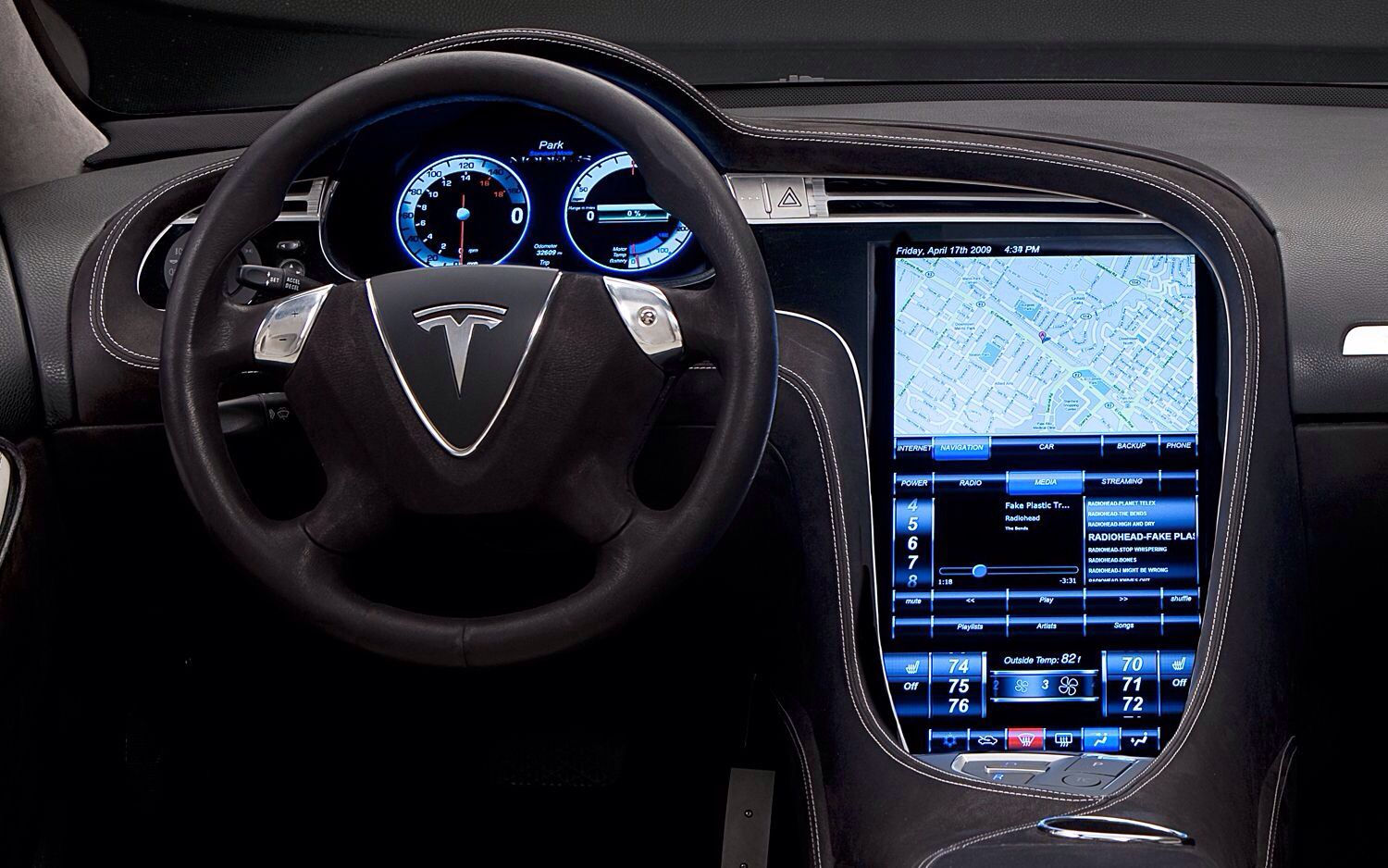 Yes This Is The Dashboard Of This Car Insane Tesla Model S Tesla Motors Model S Tesla Model