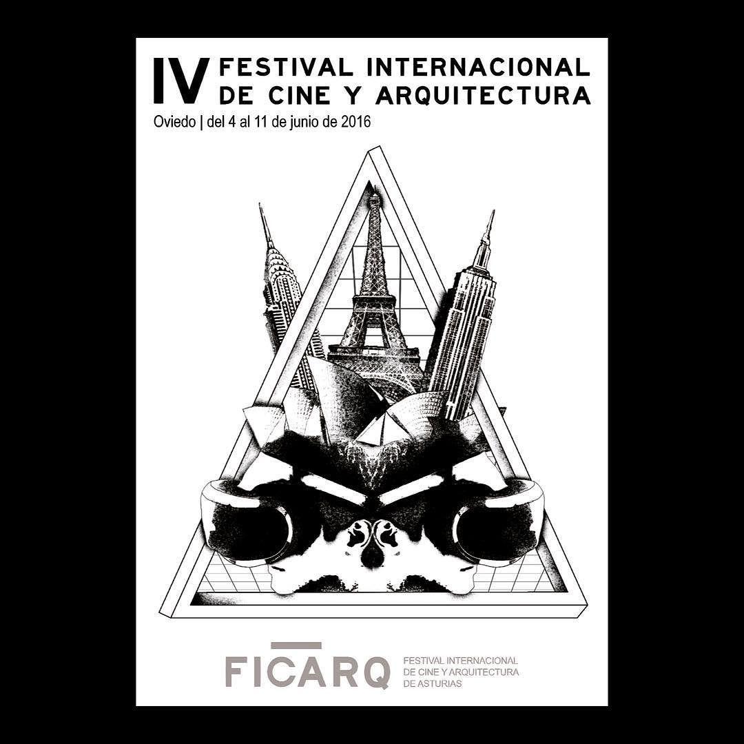 An awesome Virtual Reality pic! Este es el cartel que presenté al Concurso de Carteles de @ficarq. La idea era aunar cine arquitectura 3D y RV. Aunque no haya quedado entre los finalistas yo estoy muy contento con el resultado.  #cartel #ficarq #concurso #contest #arquitectura #architecture #cine #cine #3d #rv #virtualreality #asturias #oviedo #ilustración #illustration #diseño #gráfico #srlobo #graphic #design by _sr_lobo check us out: http://bit.ly/1KyLetq