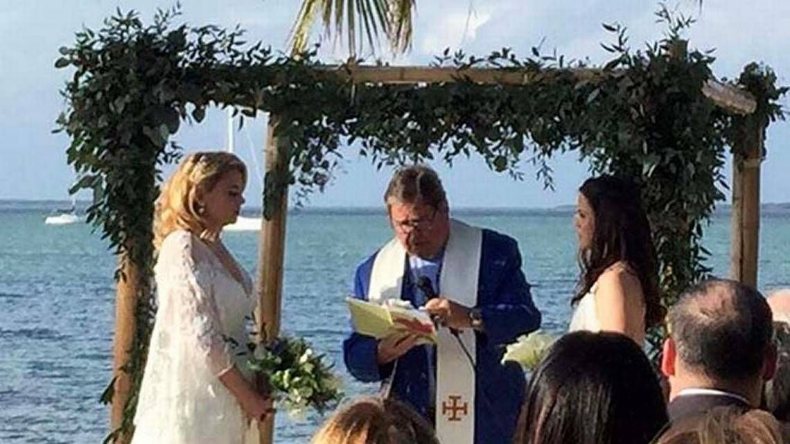 This teacher married her girlfriend. Then she was fired by