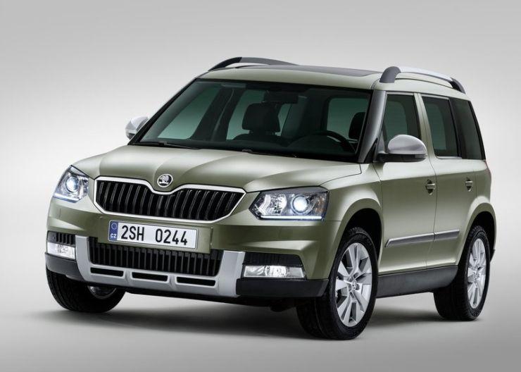 Skoda Yeti Facelift Suv Launched In India Cartoq Honest Car