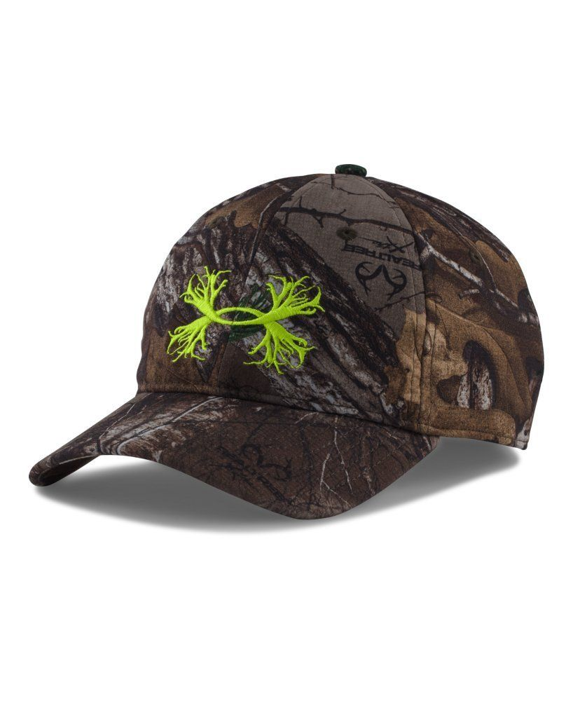 61b8b40745139 ... cheapest amazon under armour mens ua hunt heatgear camo stretch fit cap  combo large extra large czech ...