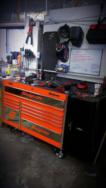54 inche snap on toolbox wit side cab nd after market. Black Bedroom Furniture Sets. Home Design Ideas