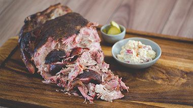 Memphis Pulled Pork (With images) | Smoked food recipes ...