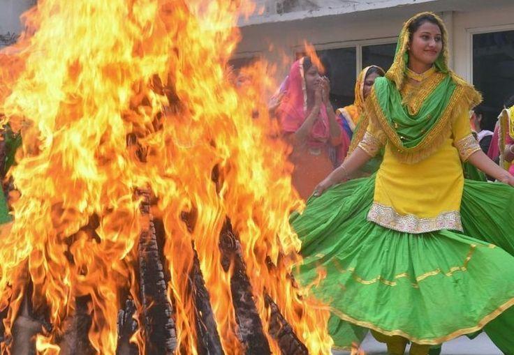 Lohri in Himachal Pradesh, When Lohri 2017-2018, Date of ...