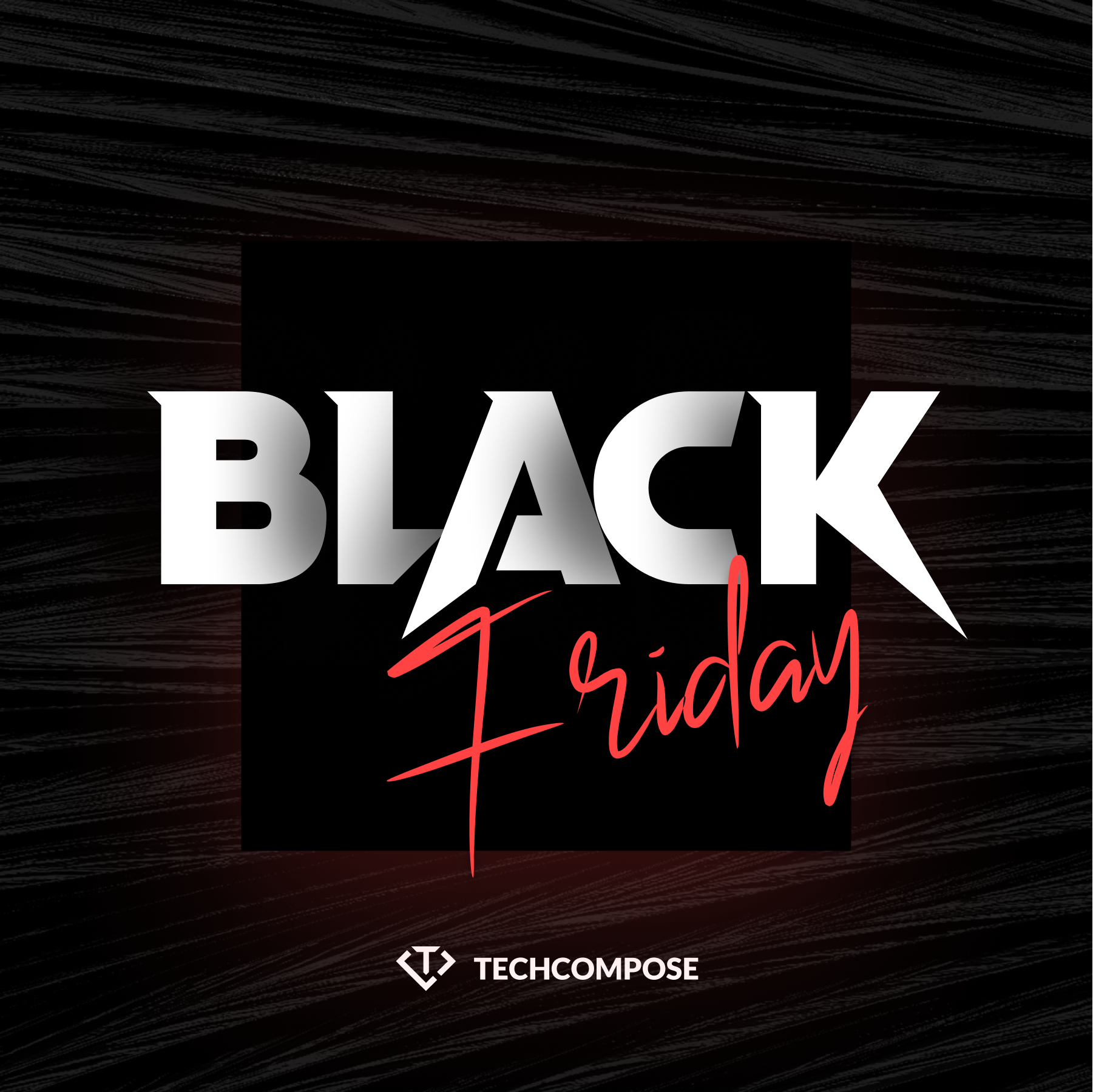 Black Friday Tech company logos, Company logo, Black