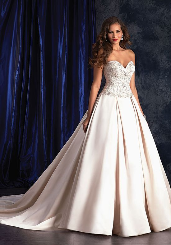 Alfred Angelo Sapphire Bridal Collection Bride Wedding Dresses