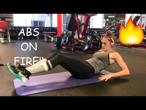 back at it  complete cable workout  youtube with