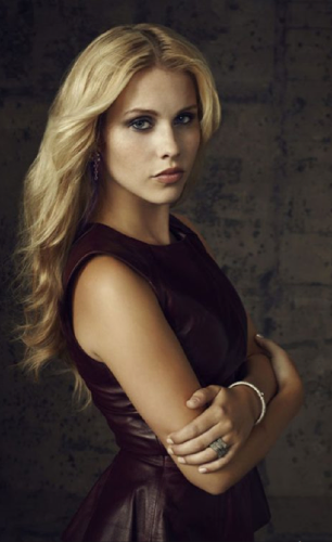 the vampire diaries season 4- Claire Holt | television