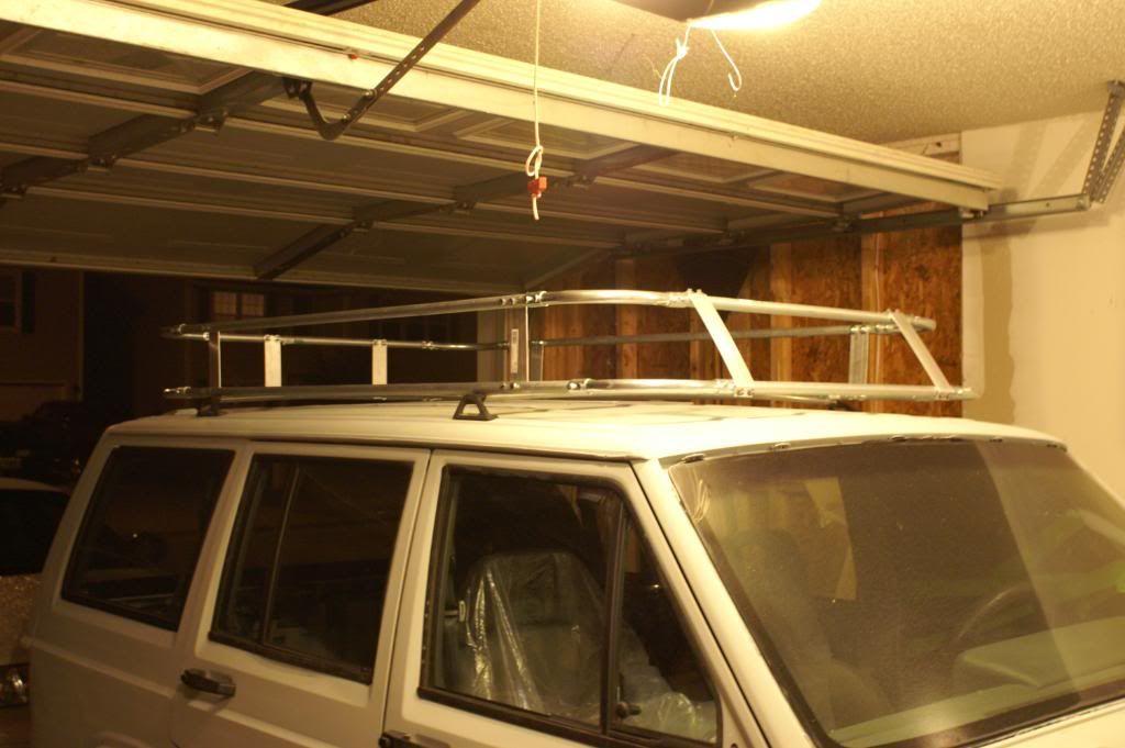 Another No Weld Roof Rack Jeep Cherokee Forum Roof Rack Jeep Cherokee Jeep