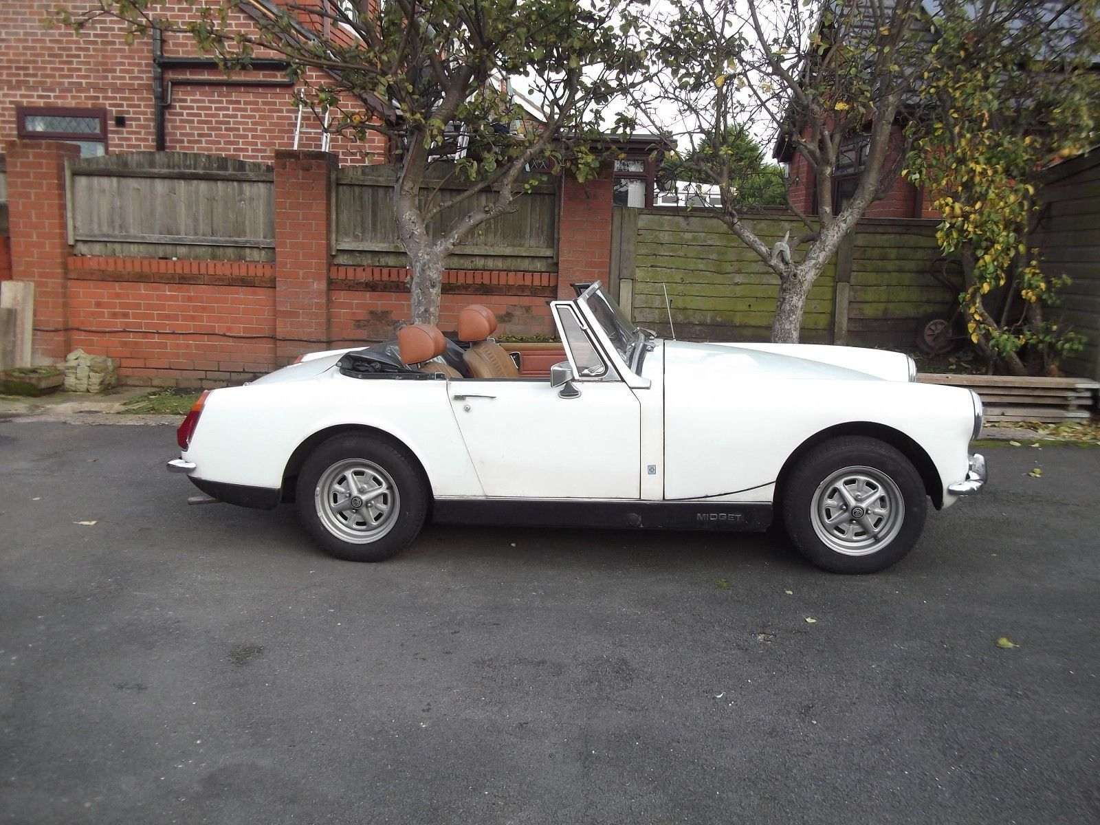 Remarkable price for 1974 mg midget shall afford