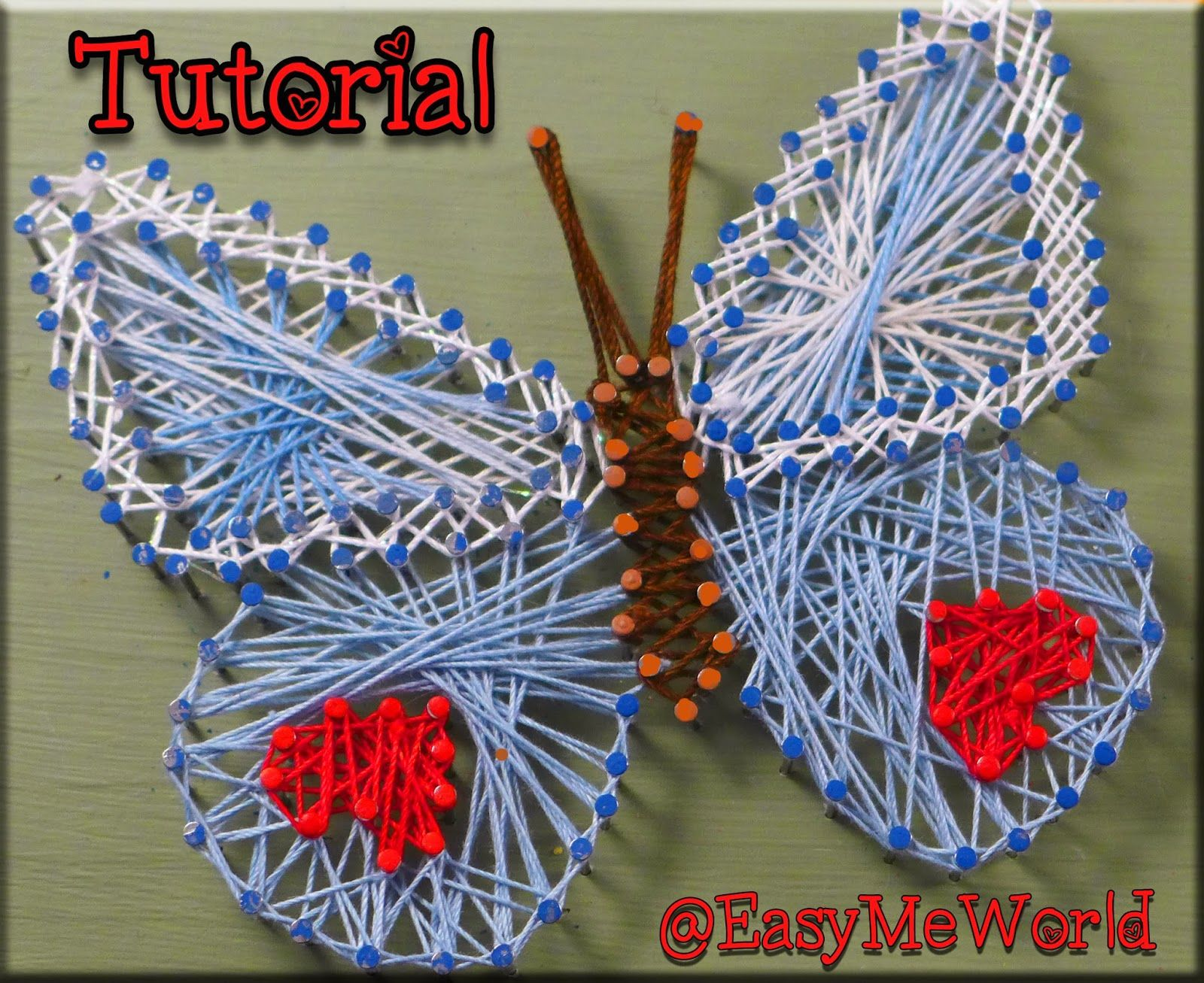 This is a step by step tutorial on how to do string art string art this is a step by step tutorial on how to do string art baditri Image collections