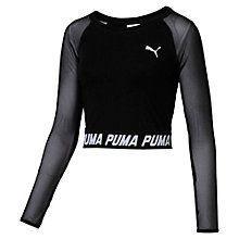 de967b7039 T-Shirt à manches longues Mesh pour femme - #à #Femme #longues #manches  #Mesh #pour #tshirt