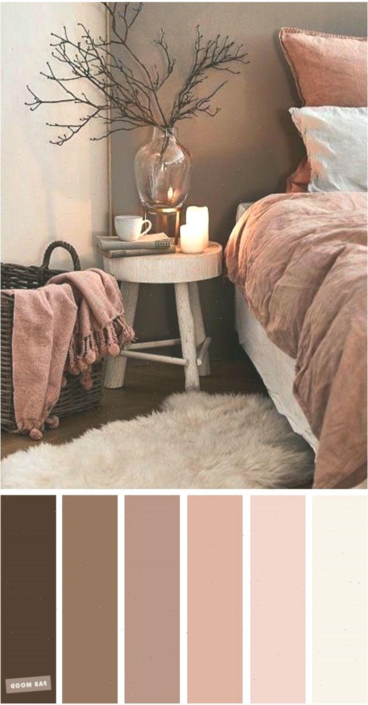 Earth Tone Colors For Bedroom Mauve Color Scheme For Bedroom Schlafzimmer Bed Bed Bedroom Color Color Bedroom Color Schemes Bedroom Colors Room Colors