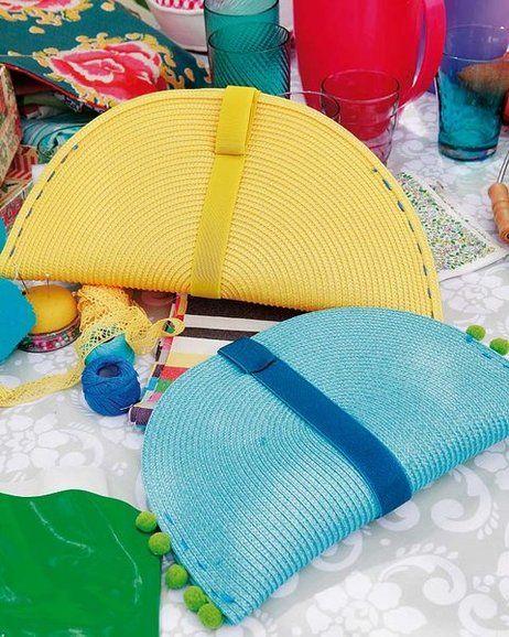 Ideas primorosas para decorar el jard n bag patchwork - Ideas para decorar el jardin ...