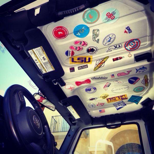Cool idea!! Jeep Wrangler JK